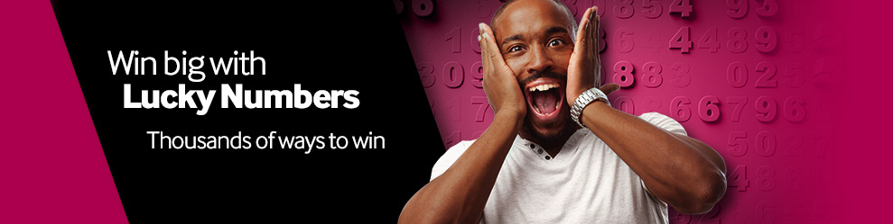 Lucky Numbers | Place your Lucky Numbers bets with Betway
